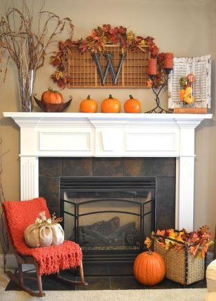 fall fireplace 2