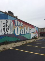 Digital First Media training at The Oakland Press on Dec. 6, 2016. (Photo/Mike Reilley)