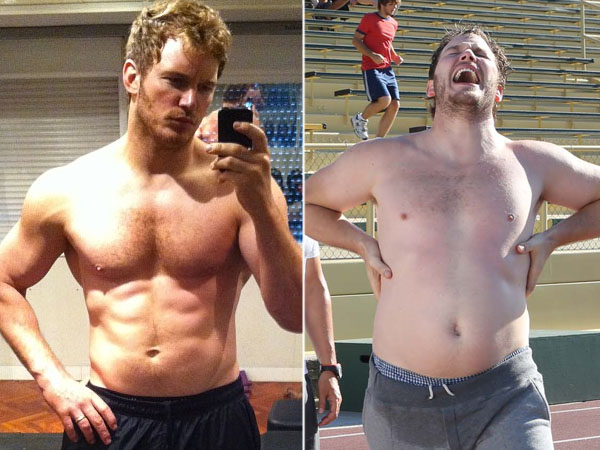 How to build muscle lose belly fat