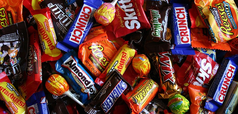 The Ultimate Halloween Candy Guide