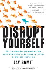 Disrupt Yourself Book Cover
