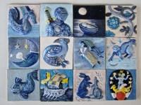 Ceramic Tile Blues | Mike Schultz Studio Blog