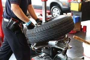 Wheel and tire alignment in new ulm