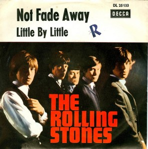 rolling stones fade away
