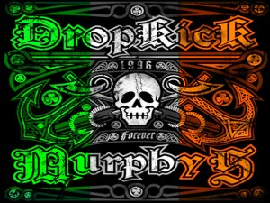 dropkick murphys st patricks day