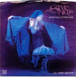 Stevie Nicks glitter