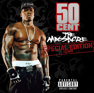 50 Cent The Massacre Special Edition