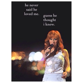 Reba Greatest Man I Never Knew