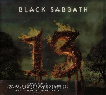 Black Sabbath 13 Deluxe CD