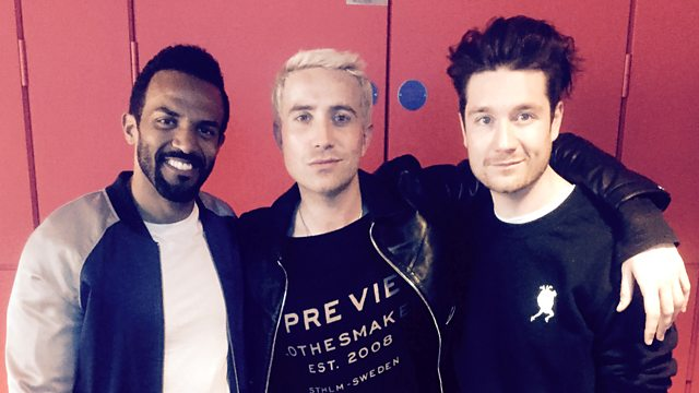 New Collaboration - Craig David With Bastille! - Mike's