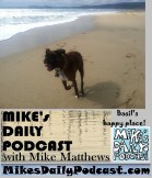 MIKEs DAILY PODCAST 1072 Poplar Beach Half Moon Bay boxer