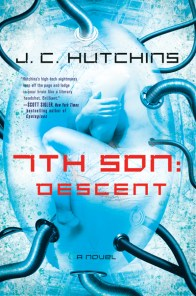 7th Son: Descent (7th Son: Book 1) Print Cover