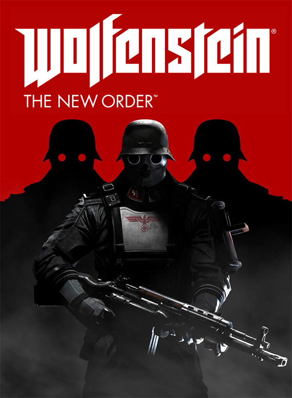 Wolfenstein The New Order Cover