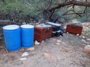 AZFRO Camp Salt Trail