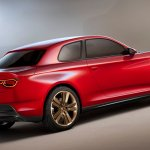 Chevrolet Code 130R Coupe and Tru 140S Hatch Concepts