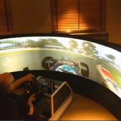 Racing Simulator Chair Plans Wicker Moon Diy Rig - (do It Your Self)