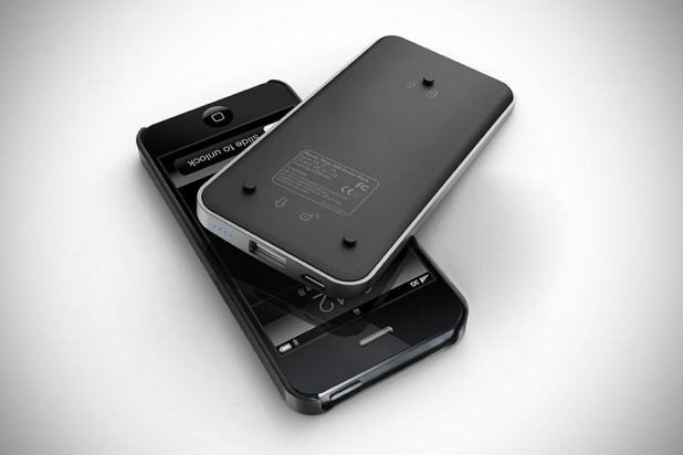 iBattz Mojo Hi5 Powerbank Case for iPhone 5