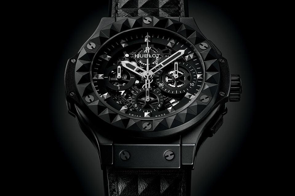 Hublot Big Bang Depeche Mode Luxury Watch
