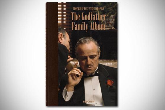 The Godfather Family Album [Hardcover]
