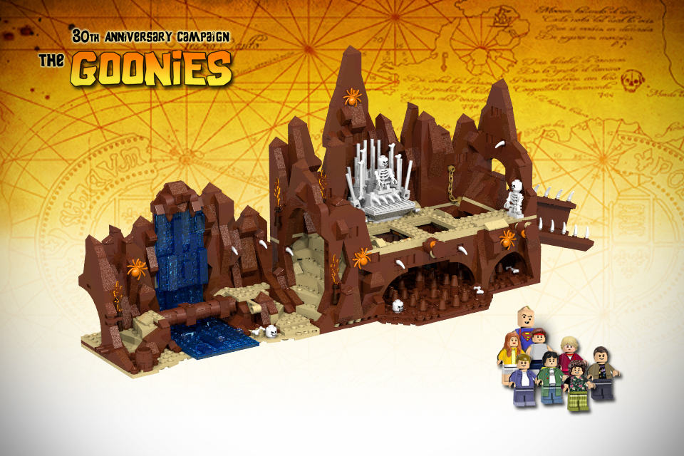 LEGO The Goonies 30th Anniversary Set  MIKESHOUTS