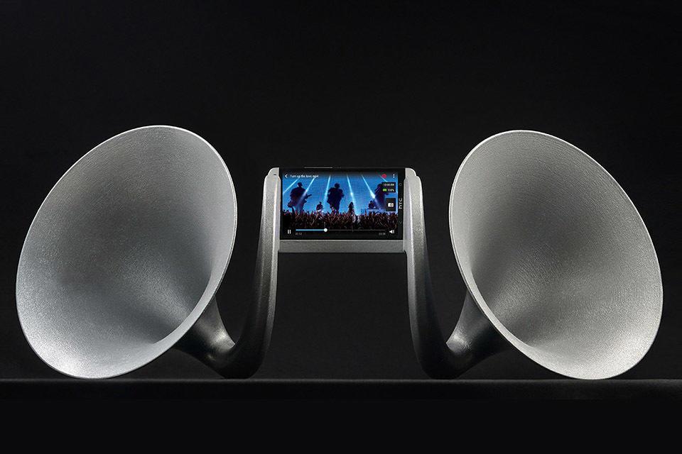 Gramohorn II 3D Printed Acoustic Speaker  MIKESHOUTS