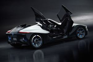 Nissan BladeGlider Concept Car | MIKESHOUTS