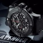 Breitling Super Avenger Military Watch