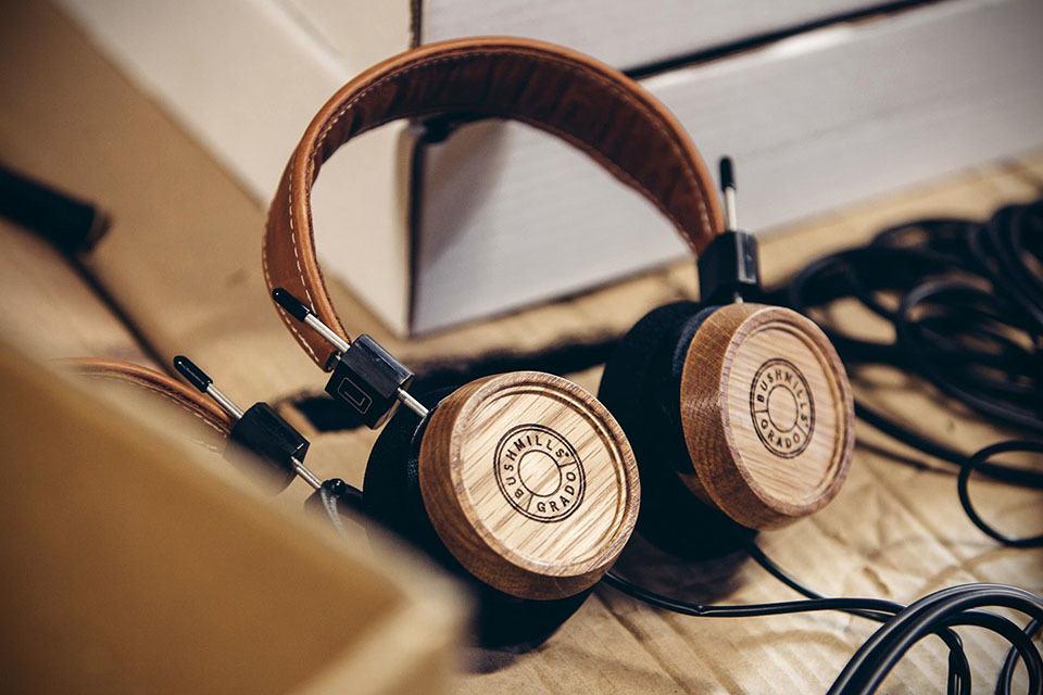 The Bushmills x Grado Labs Headphone  MIKESHOUTS
