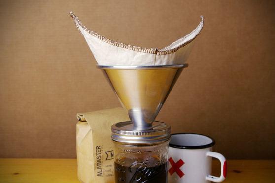 Pour Mason Coffee Maker
