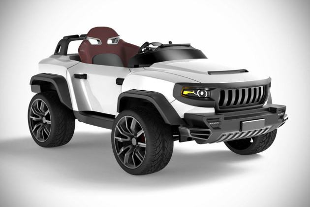 Third-Generation Henes Broon Electric Cars For Kids - T8-Series