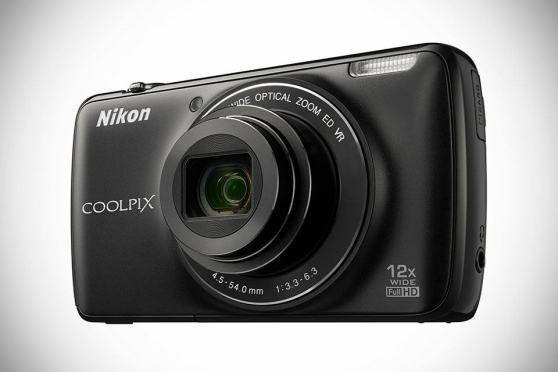 Nikon COOLPIX S810c Android Camera