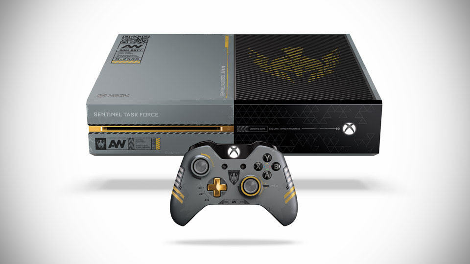 Xbox One Gets Limited Edition Call Of Duty Advanced Warfare Bundle Available For Pre Order Now
