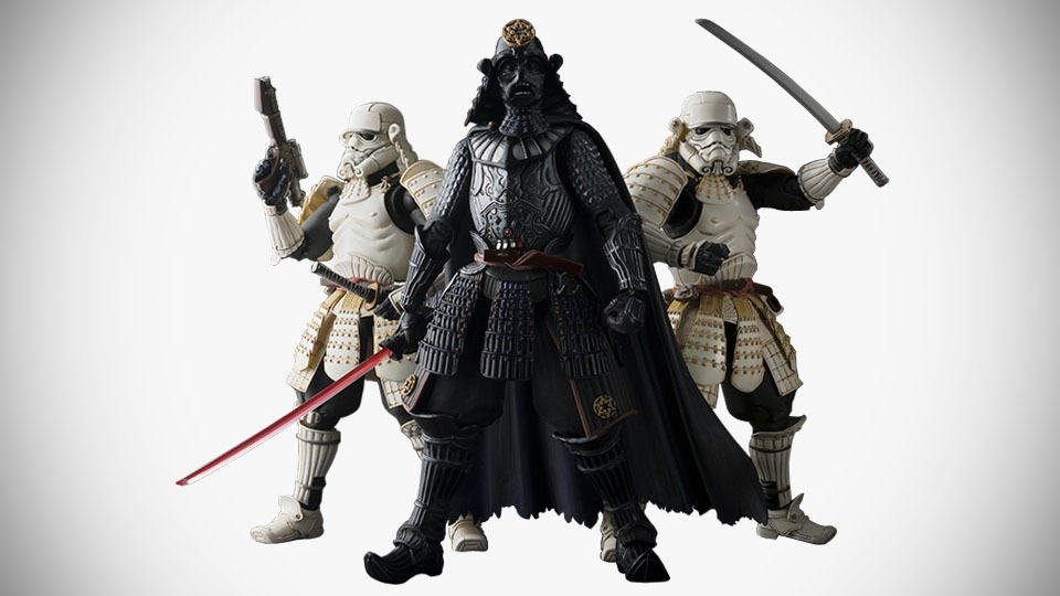 This Is How Darth Vader And Stormtrooper Looks Like As