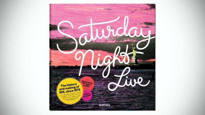 Saturday Night Live: The Book (Hardcover)