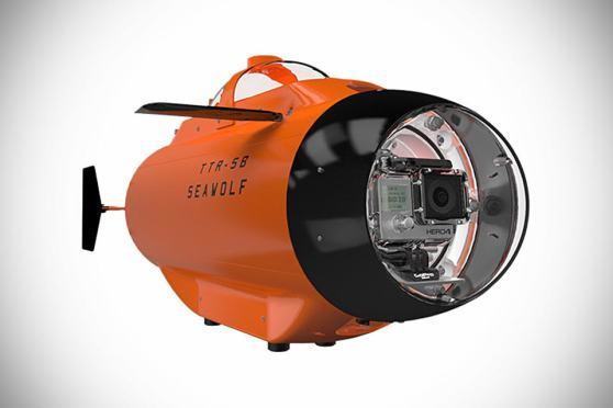 TTRobotix TTR-SB Seawolf Submarine for GoPro