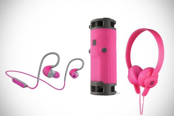 Scosche goPINK for Hope Products