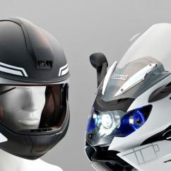 New Kitchen Gadgets Propane Stoves Bmw Brings Concept Motorcycle With Laser Light And Hud ...