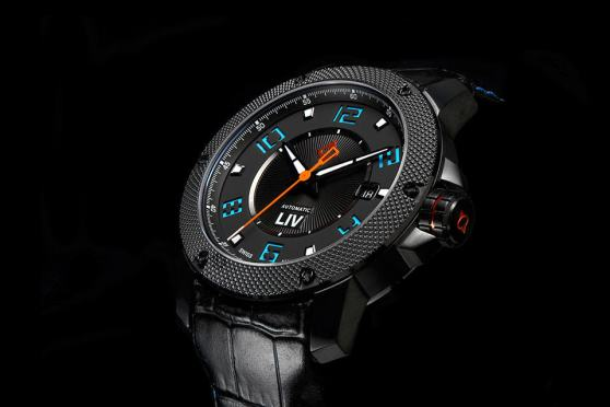 Genesis X1-A Automatic Watch by LIV Watches