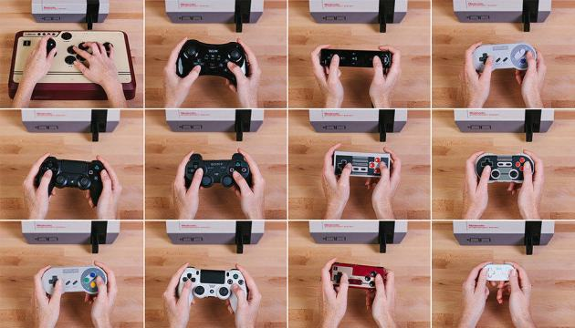 8bitdo x Analogue Retro Receiver for NES