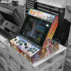 Metal Kitchen Cabinet Rugs For Area Playcade Will Turn Your Game Console Into Tabletop Retro ...