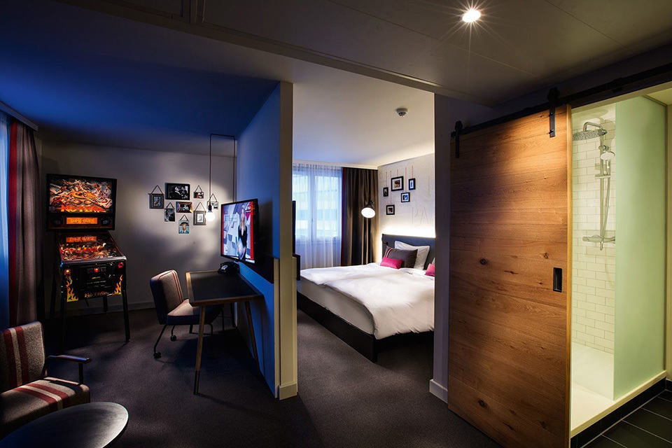 pentahotels Introduces Gamer Hotel Rooms With Playstation 4 Console  MIKESHOUTS