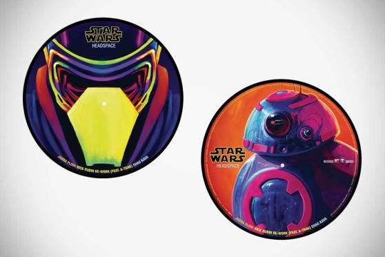 Star Wars Headspace 10-inch Vinyl Single