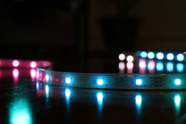 ilumi Smartstrip App-controlled Bluetooth LED Light Strip
