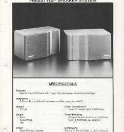 interaudio alpha series speaker system service manual [ 832 x 1088 Pixel ]