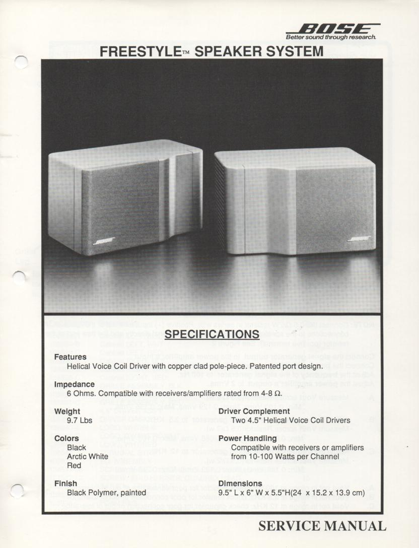 medium resolution of interaudio alpha series speaker system service manual