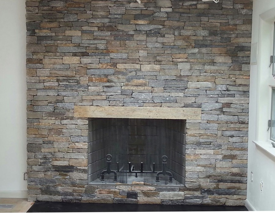 Fireplace Restoration and Repair by Mikes Masonry