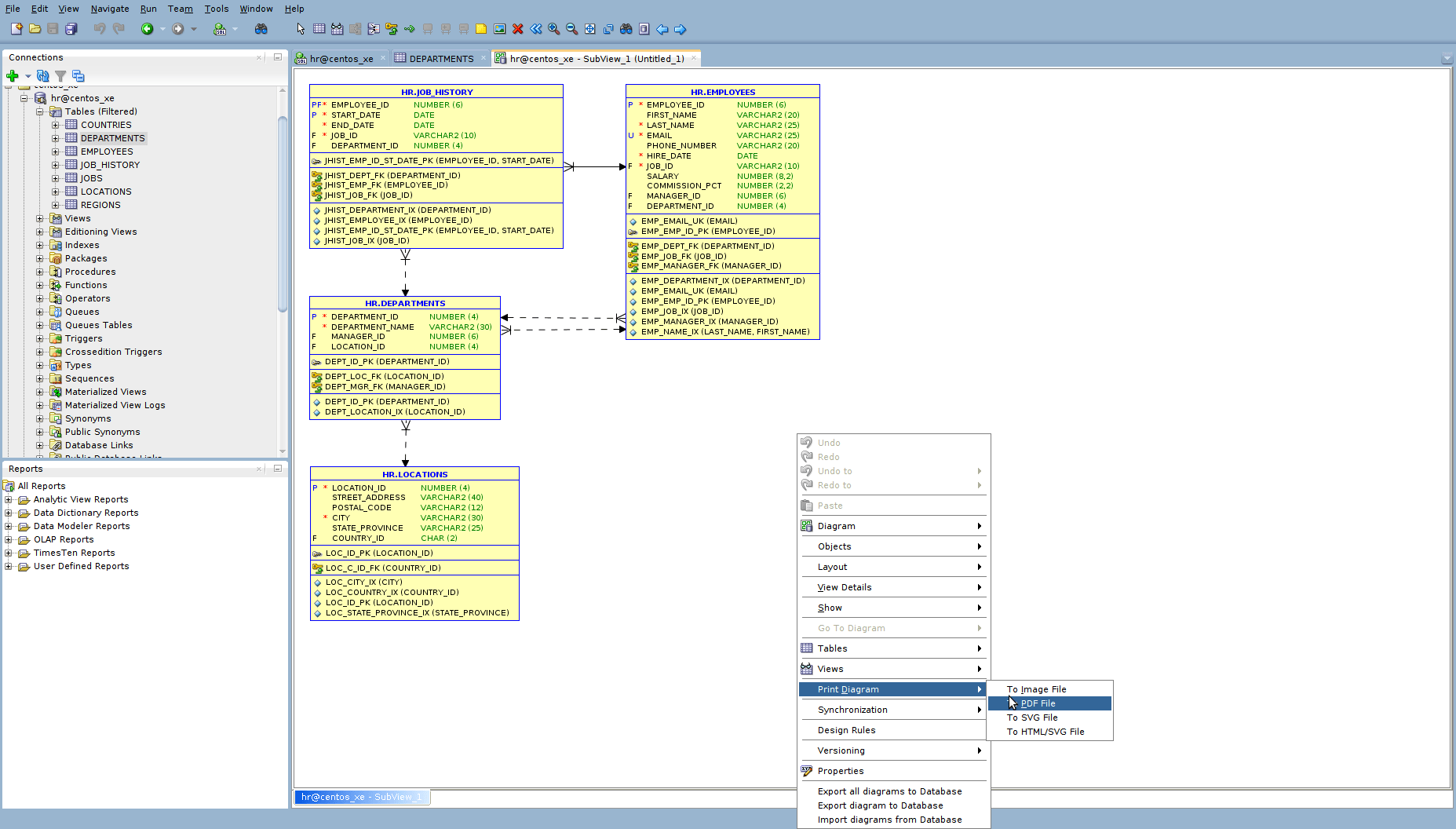 hight resolution of once you re finished if you d like to save the diagram into a separate file you can use the right click menu and select print diagram