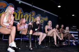 EXXXotica Expo at the Donald. E Stephens Convention Center in Rosemont Illinois on June 23, 2017