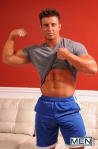 Gay porn star Tyler St. James imprisoned for running 'largest secret steroids lab in the US'