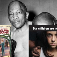 Jack Johnson and the modern 'White Slavery' panic